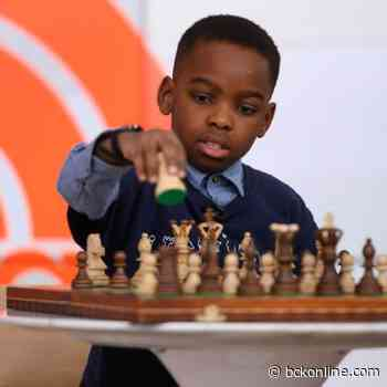 NINE-YEAR-OLD HOMELESS REFUGEE BECOMES YOUNGEST CHESS GRANDMASTER - BCK