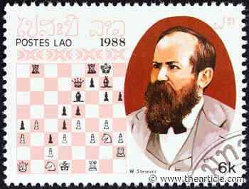 """Chess, comic books and the first """"World Master"""" - TheArticle"""