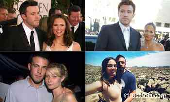 A look at Ben Affleck's celebrity-filled dating history - HOLA USA