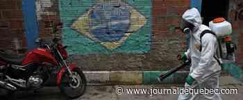 Coronavirus: le Brésil s'attend à une récession record en 2020
