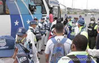 Guayaquil, una semana con menos casos