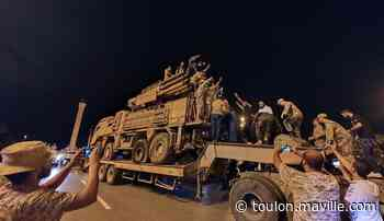 En Libye, des avions russes font craindre le pire - maville.com