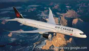 Air Canada unveils revised summer schedule