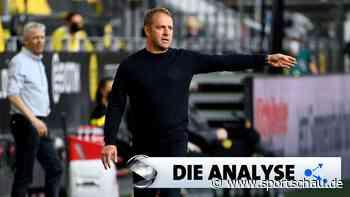 Bayern-Sieg gegen den BVB - Flicks Meisterstück