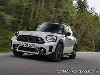 The 2021 Mini Countryman is on its way, but don't expect big changes to the little 'ute     - CNET