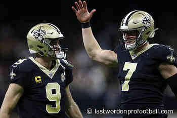 5/26: Last Word on Sports- Potential Quarterbacks for the New Orleans Saints After Drew Brees