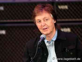 Paul McCartney trauert um die Hamburger Beatles-Fotografin Astrid Kirchherr - Hamburg - Tageblatt.de - Tageblatt-online