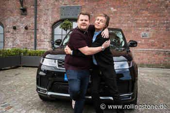 "Paul McCartney hatte Angst vor dem ""Carpool... - Rolling Stone"