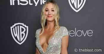 Kaley Cuoco Goes Full Bombshell In 'Awesome' Unicorn Nightshirt She Bought On Amazon - The Blast