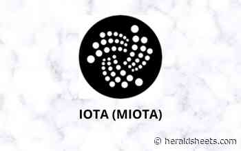 IOTA (MIOTA) Coordicide Version One's Initial Target Is 1000 Transactions per Second - Herald Sheets
