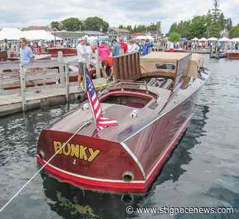Antique Boat Show Cancelled at Hessel - St. Ignace News
