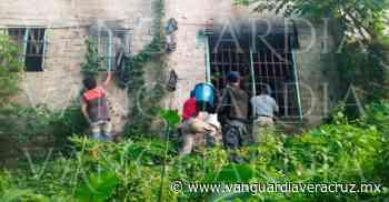 Por un coralillo arde una vivienda en Tlapacoyan - Vanguardia de Veracruz