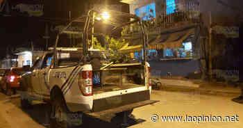 A punto de arrojarse de un tercer piso en Tlapacoyan - La Opinión