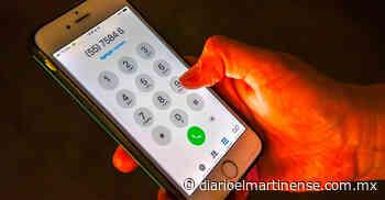 Alertan ante la extorsión telefónica en Tlapacoyan - Diario el Martinense