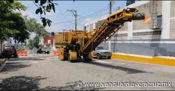 Rehabilitan vías de comunicación en Tlapacoyan - Vanguardia de Veracruz