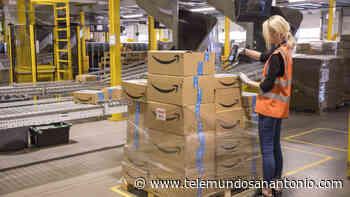 Confirman contagios por COVID-19 en planta Amazon de San Marcos - Telemundo San Antonio