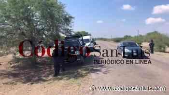 Otro ejecutado, ahora en Cerritos encuentra a joven sin vida - Código San Luis