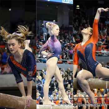 How the leotards of Auburn gymnastics go from concept to reality - The Auburn Plainsman