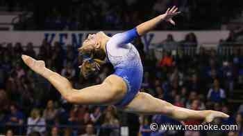 Raena Worley thrived as freshman on Kentucky gymnastics team - Roanoke Times