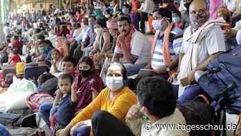 Liveblog: ++Neuinfektionen in Indien auf Rekordhöhe++