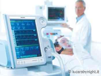 Un ventilatore polmonare per il Pronto Soccorso dell'ospedale Lastaria di Lucera - lucerabynight.it