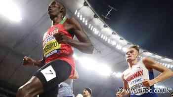 Timothy Cheruiyot to run virtual 2,000m - BBC News