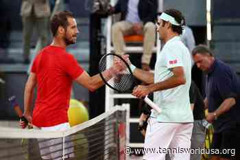 ThrowbackTimes Madrid: Roger Federer tops Richard Gasquet for first win.. - Tennis World USA