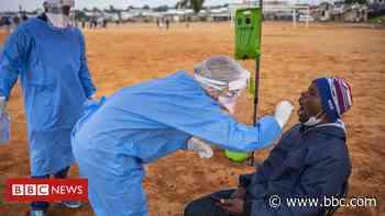 Tests vital for Africa's fight against coronavirus - BBC News