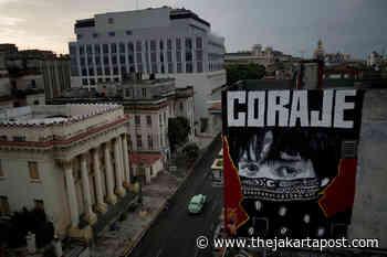 'Corona town': Cuban graffiti depicts anguish, urges courage - The Jakarta Post - Jakarta Post
