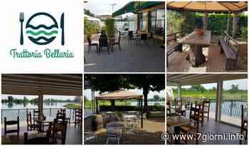 Nuova Trattoria Bellaria, pranzo e cena nell'ampio parco vista lago, in tutta sicurezza - 7giorni