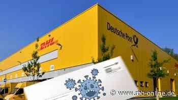 Corona-Tests in Stahnsdorf - Infizierte in Briefzentrum | rbb - rbb-online.de