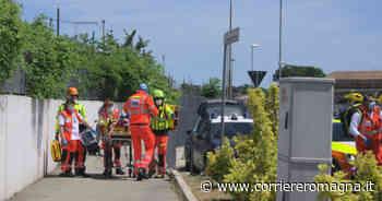 Lugo, scontro tra ciclisti nel sottopasso. Uno è grave. - Corriere Romagna