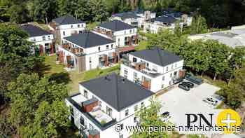 Wohnpark Kammerwiesen in Peine fertig und schon ausverkauft - Peiner Nachrichten
