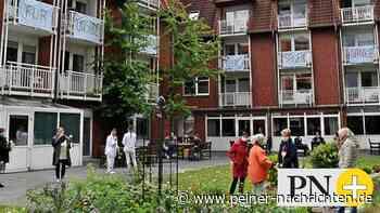 Wohngruppe Fuhseblick in Peine dankt Pflegern - Peiner Nachrichten