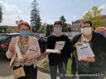 Monistrol-sur-Loire : des permanences pour une distribution complémentaire de masques - La Commère 43