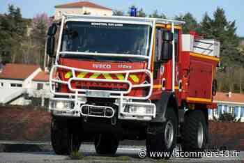 Des voitures en feu à Monistrol-sur-Loire et Saint-Didier-en-Velay - La Commère 43