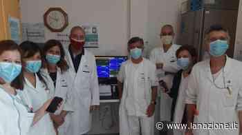 Nuovo reparto all'ospedale di Pistoia, pazienti monitorati h24 con smartphone - LA NAZIONE