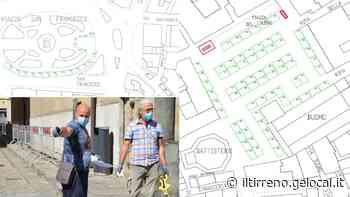 Pistoia, più spazi liberi nel nuovo mercato con i banchi fino a piazza S. Francesco - Il Tirreno