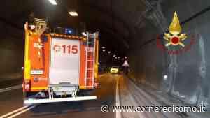 Incidente in galleria a Dongo: la vittima è un 58enne di Novedrate - Corriere di Como