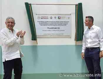 Hospital que inauguró AMLO en Tlaxiaco atenderá a pacientes con Covid-19 (17:30 h) - ADNl sureste