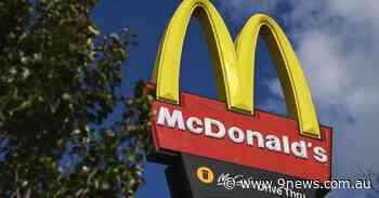 Union slams McDonald's temperature checks on staff as 'preposterous' - 9News
