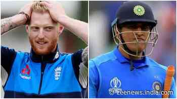 Mahendra Singh Dhoni showed `no intent` while chasing, says Ben Stokes on World Cup game against India - Zee News