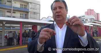 Charopen reassume como prefeito de Santana do Livramento - Jornal Correio do Povo