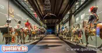 Visite du Mémorial de la Bataille de Waterloo 1815 Expo Braine-l'Alleud - Quefaire.be