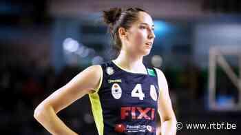 Basket : Castors Braine boucle son effectif avec l'internationale croate Ivana Tikvic - RTBF
