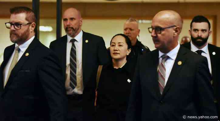 Canada court decision could end 'Huawei Princess' extradition saga