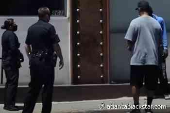 Denzel Washington Comes to Aid of Homeless Man In Hollywood Roadway - Atlanta Black Star