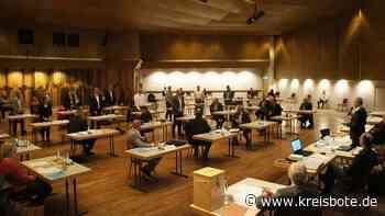 Konstituierende Sitzung in Marktoberdorf: Wer neu ist und wer welches Mandat übernimmt - Kreisbote