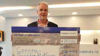 VWEW-energie öffnet wieder ihre Service-Center Kaufbeuren, Marktoberdorf und Mindelheimund - Spende über 10.000 Euro für Corona-Hilfsprojekte - kreisbote.de