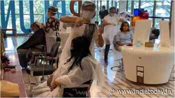 How a salon in Goa is providing grooming services during the coronavirus outbreak - India Today